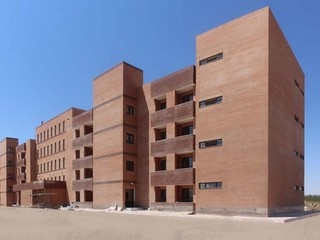 احداث و تکمیل ساختمان خوابگاه دانشجویی ۳۰۰ نفره