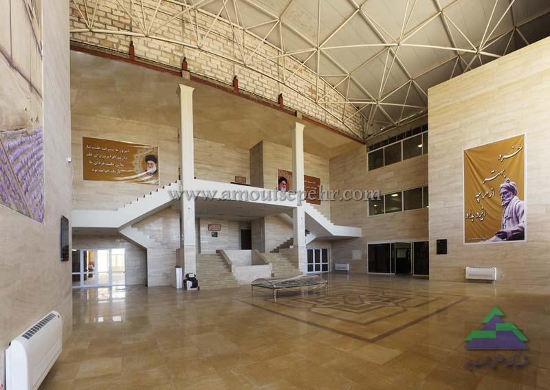 احداث و تکمیل ساختمان پردیس دانشکده پزشکی
