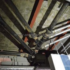 تاسیسات مکانیکی و برقی ساختمان مشانیر