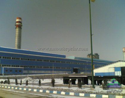 ساخت و نصب ونتیلیتور سالن احیاء
