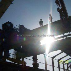 نصب ۷ دستگاه تجهیزات سقفی چند منظوره